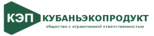 Логотип компании Кубаньэкопродукт