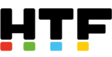 Логотип компании HTF