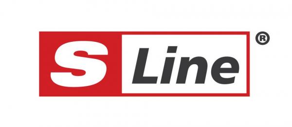 Логотип компании Видеонаблюдение S-Line