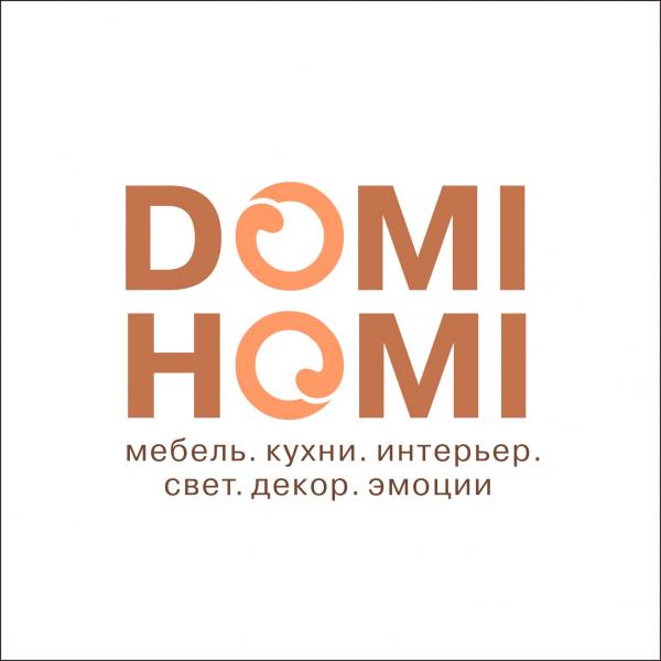 Логотип компании Студия дизайна DOMI HOMI