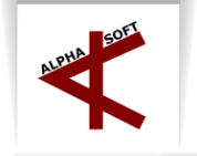 Логотип компании Альфа-Софт Трейд