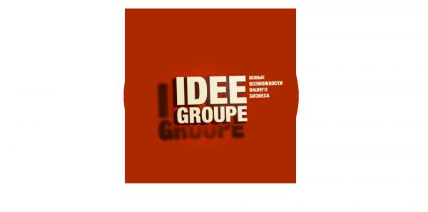 Логотип компании Idee groupe