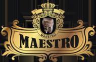 Логотип компании Маэстро