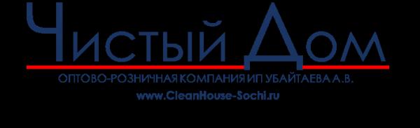 Логотип компании Чистый Дом