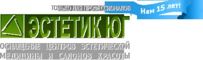 Логотип компании Эстетик Юг