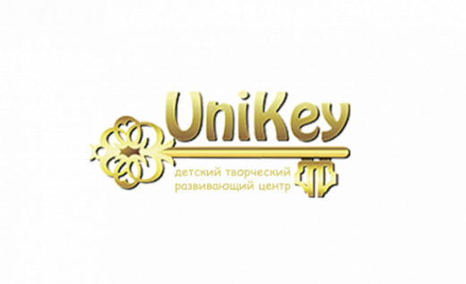 Логотип компании UniKey