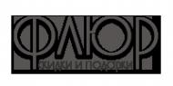 Логотип компании Флюр