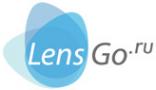 Логотип компании Lensgo.ru