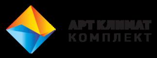 Логотип компании АртКлиматКомплект