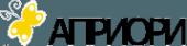Логотип компании Априори