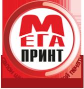 Логотип компании Мега-Принт