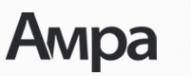Логотип компании Амра