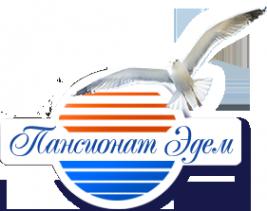 Логотип компании Эдем