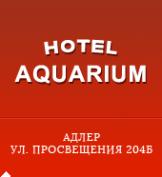 Логотип компании Аквариум