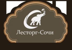 Логотип компании Лесторг-Сочи