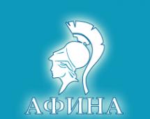 Логотип компании Афина