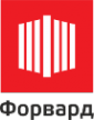 Логотип компании Форвард