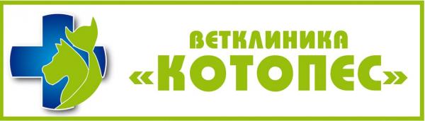 Логотип компании Котопёс