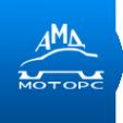 Логотип компании Амд-Моторс