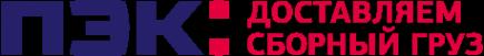 Логотип компании ПЭК