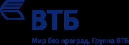 Логотип компании Банк ВТБ