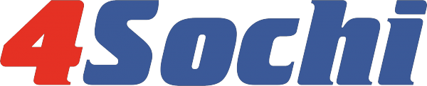 Логотип компании 4Sochi