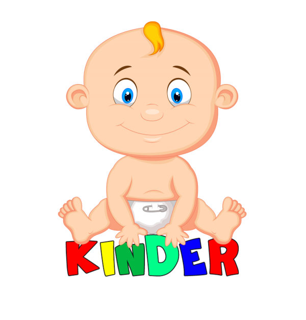 Логотип компании Kinder (Обучайка-Развивайка)