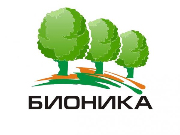 Логотип компании Бионика
