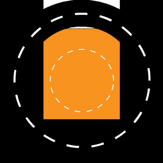 Логотип компании Перевозка23
