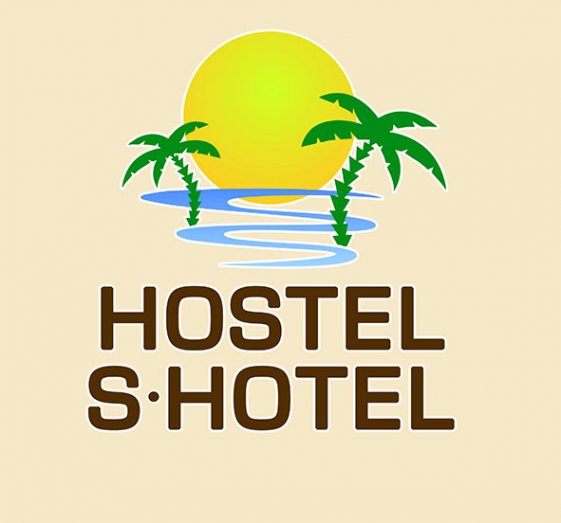 Логотип компании Хостел S-HOTEL