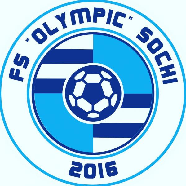 Логотип компании Футбольная школа Олимпик
