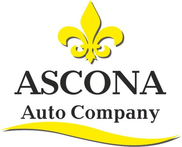 Логотип компании Ascona Auto Company