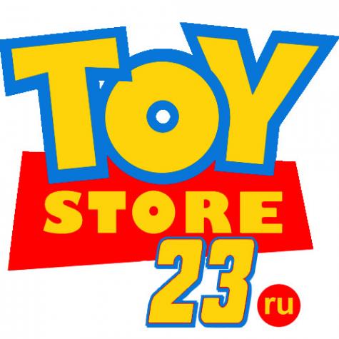 Логотип компании Toy-Store23