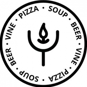 Логотип компании Hygge Cafe